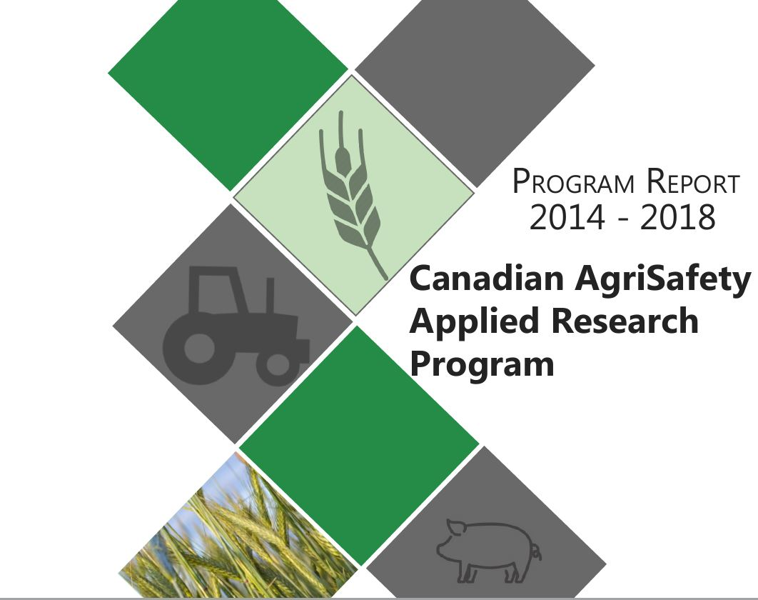 AgriSafety Project Program Booklet Cover